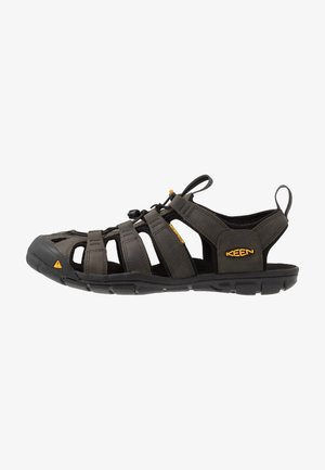 CLEARWATER CNX - Outdoorsandalen - magnet/black