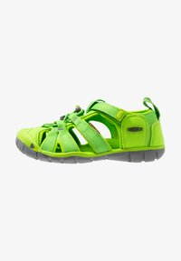 Keen - SEACAMP II CNX - Chodecké sandály - vibrant green - 1