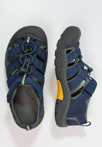 Keen - NEWPORT H2 - Walking sandals - blue depth/gargoyle - 1