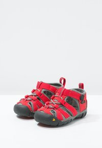 Keen - SEACAMP II CNX - Outdoorsandalen - racing red/gargoyle - 2