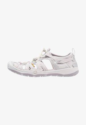 MOXIE  - Walking sandals - silver