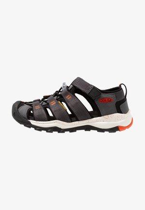 NEWPORT NEO H2 - Chodecké sandály - magnet/spicy orange