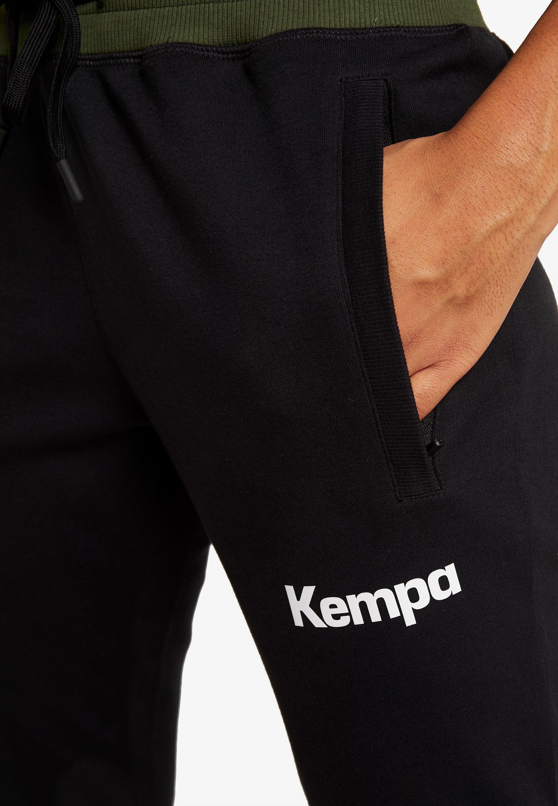 Kempa LAGANDA WOMEN - Pantaloni sportivi - black