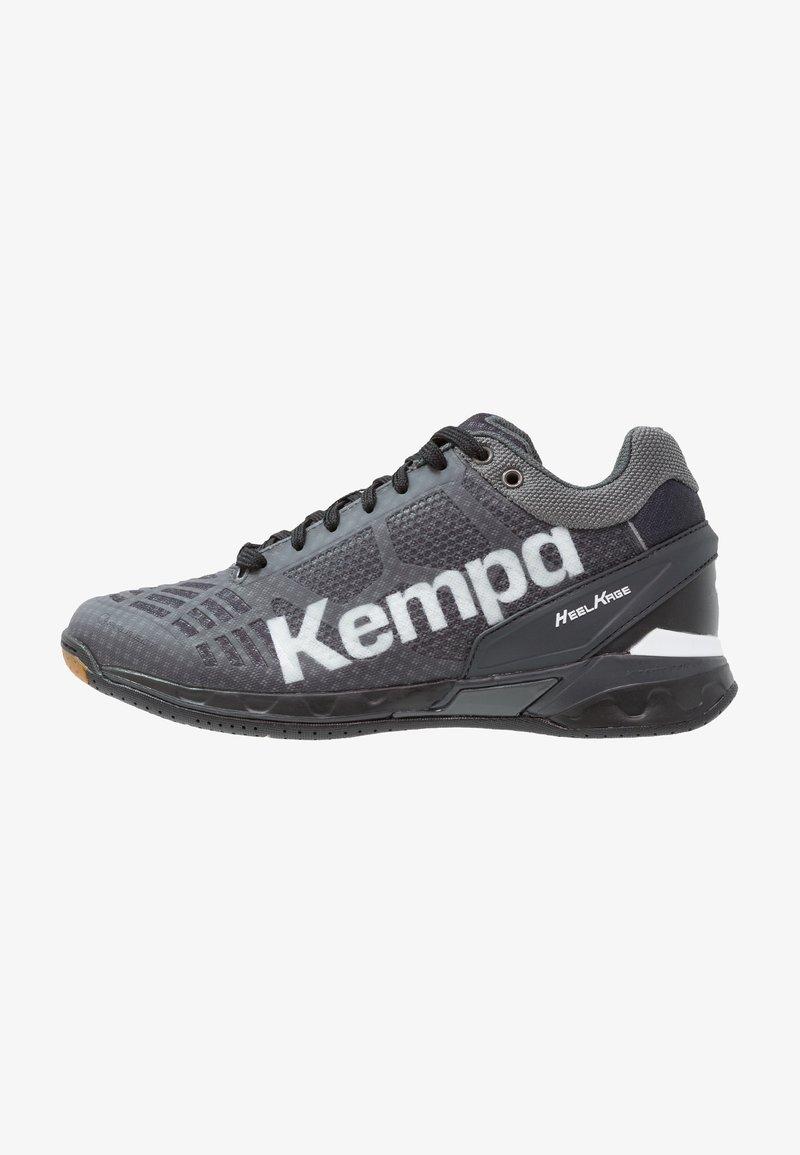 Kempa - ATTACK - Boty na házenou - black/white