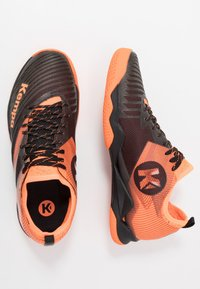 Kempa - WING LITE 2.0 - Håndboldsko - black/fluo orange - 1