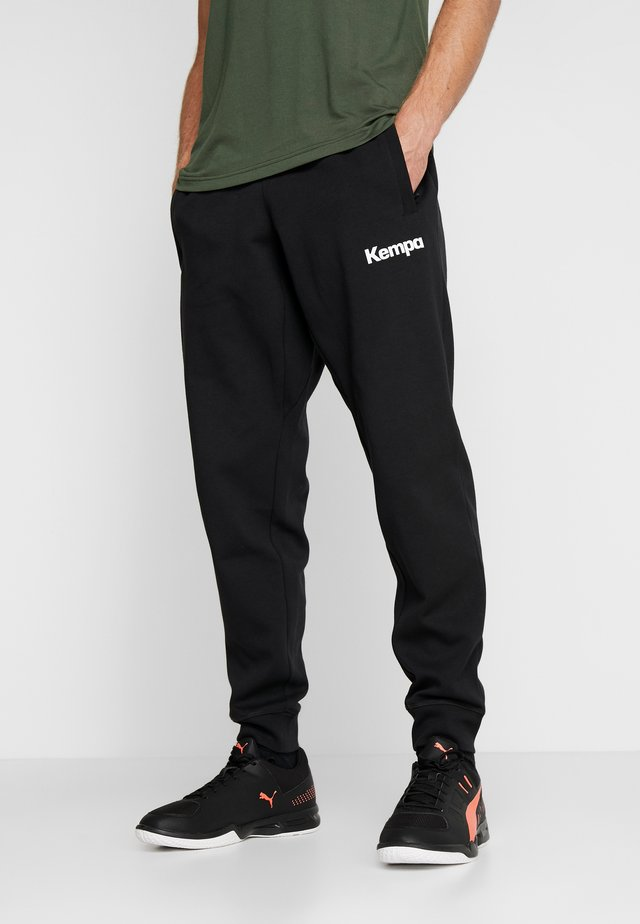 LAGANDA  - Tracksuit bottoms - black