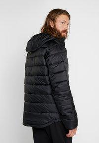 Kempa - PUFFER HOOD JACKET - Outdoor jakke - schwarz - 2