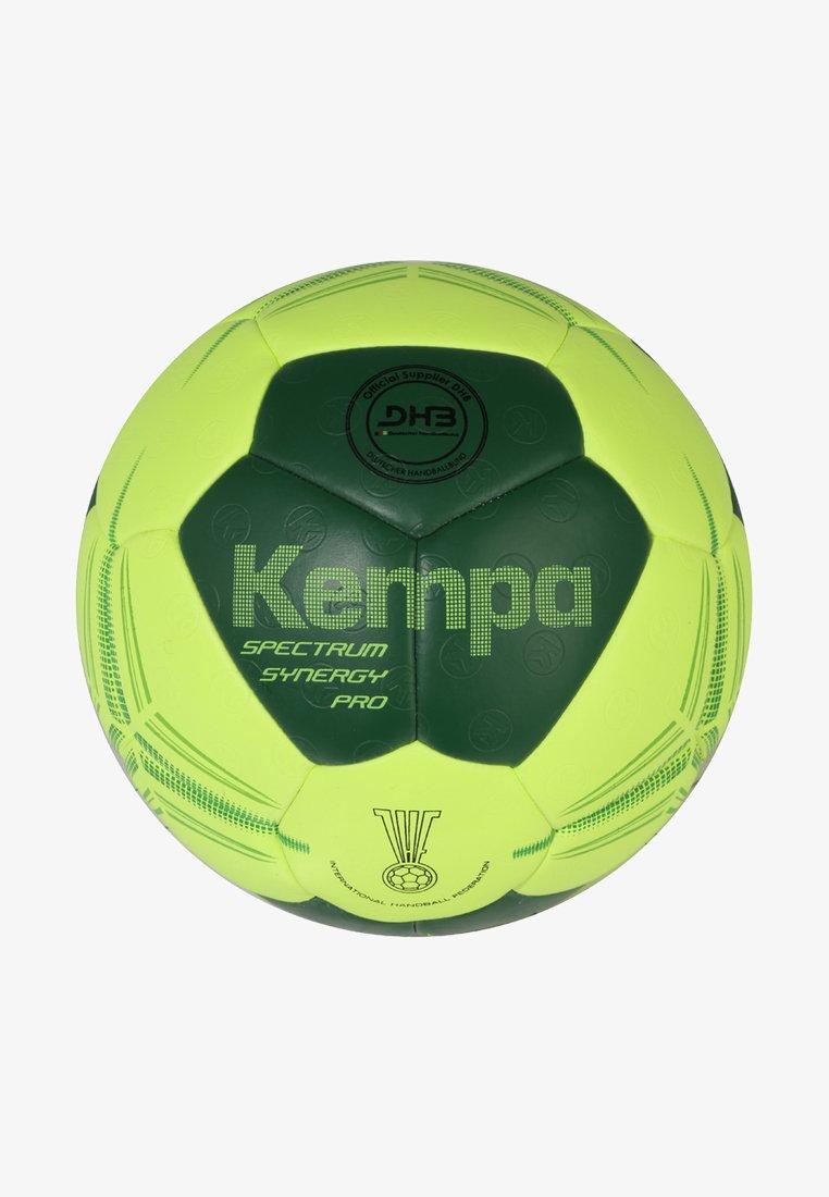 Kempa - SPECTRUM SYNERGY PRO - Pallamano - fluo yellow/dragon green