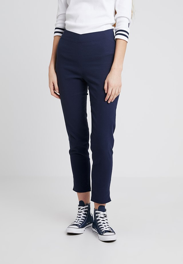 CHANTAL - Trousers - navy