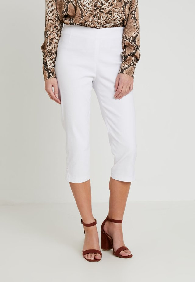 COCO - Trousers - white
