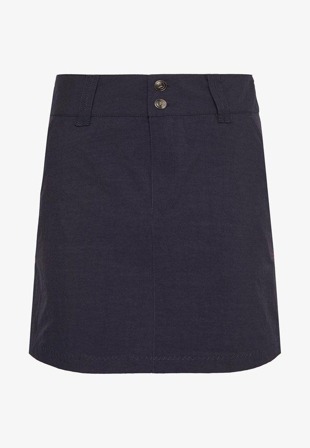 SABRINA - Áčková sukně - navy