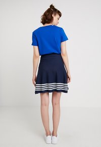 Sea Ranch - MILLE - Falda acampanada - navy - 2
