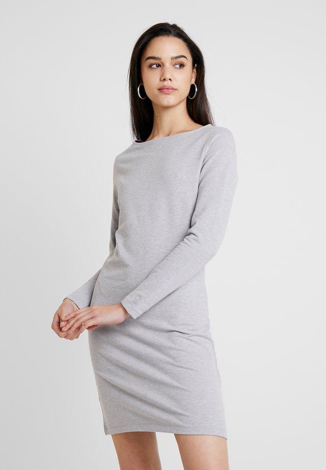 CLARISSA - Denní šaty - grey melange