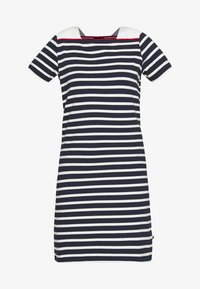 Sea Ranch - CONNI - Jersey dress - navy/pearl - 4