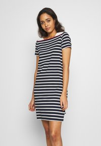 Sea Ranch - CONNI - Jersey dress - navy/pearl - 0