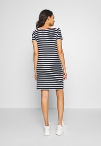Sea Ranch - CONNI - Jersey dress - navy/pearl - 2