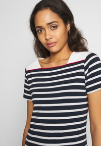 Sea Ranch - CONNI - Jersey dress - navy/pearl - 3