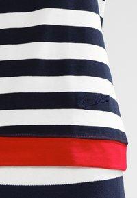 Sea Ranch - TONNERE - Print T-shirt - navy/pearl - 4