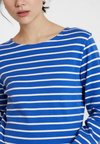 Key West - ANTIBES - Long sleeved top - deep ultramarine/pearl