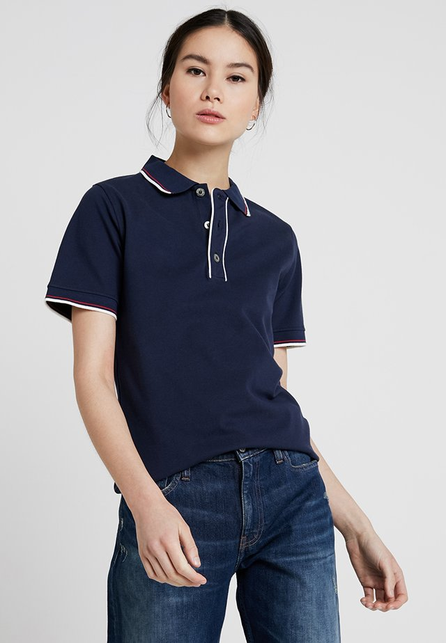 ANIKI - Polo shirt - navy