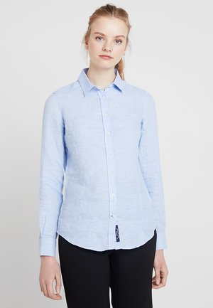 ANNE - Camicia - powder blue