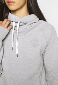 Sea Ranch - Hoodie - grey melange - 5