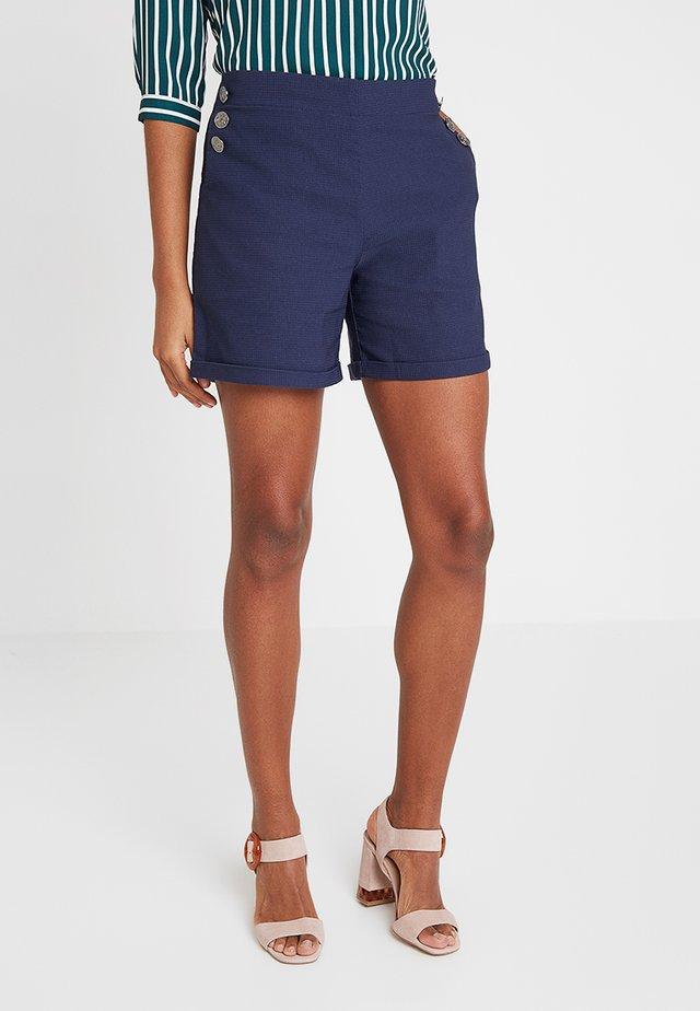 CATHY - Shorts - navy
