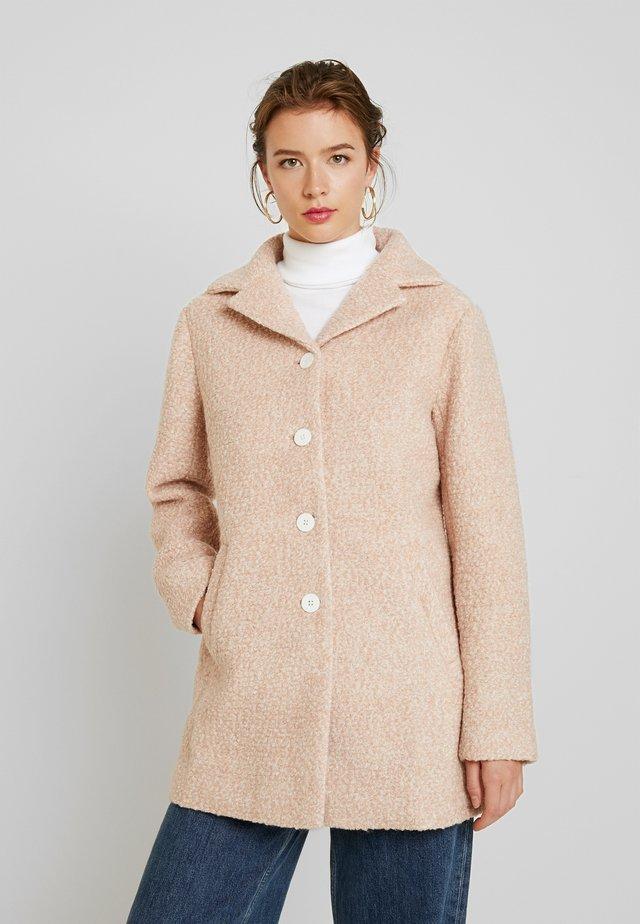 CORINNE - Zimní kabát - pink nectar