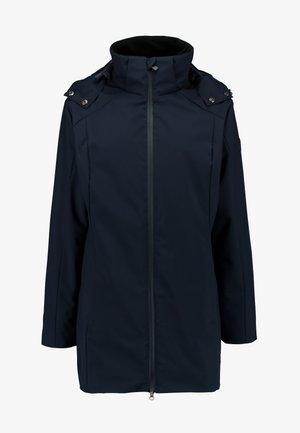 CARRIE - Zimní kabát - dark navy