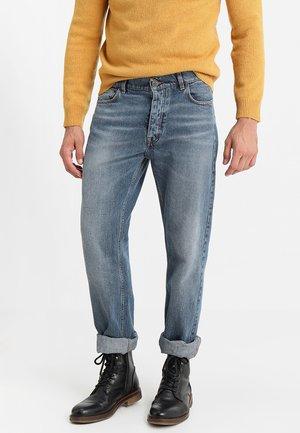 TONBRIDGE - Relaxed fit jeans - navy
