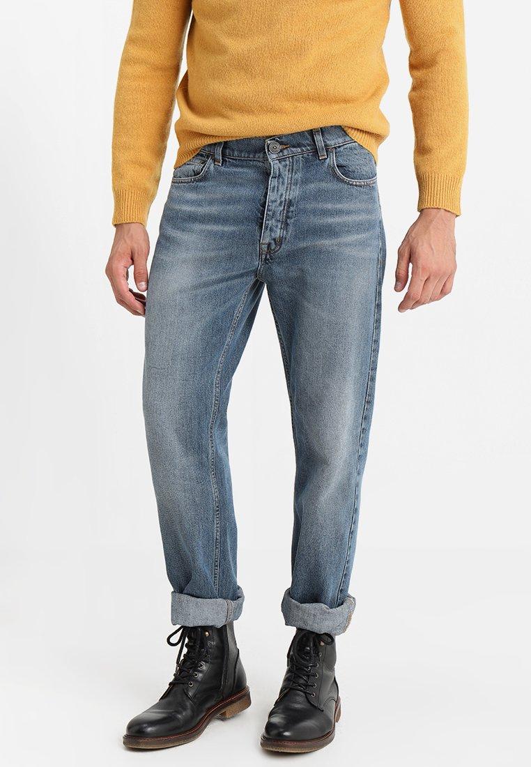 Kent & Curwen - TONBRIDGE - Relaxed fit jeans - navy