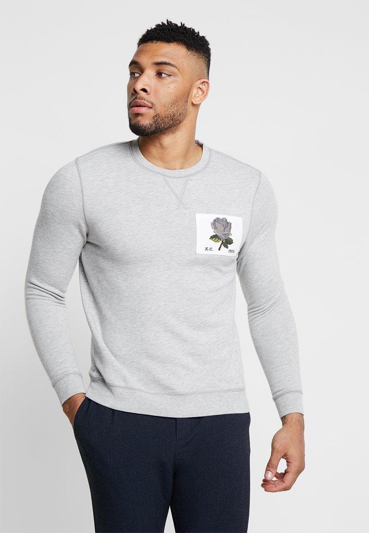 Kent & Curwen - SWEATER ICON - Sweatshirt - grey