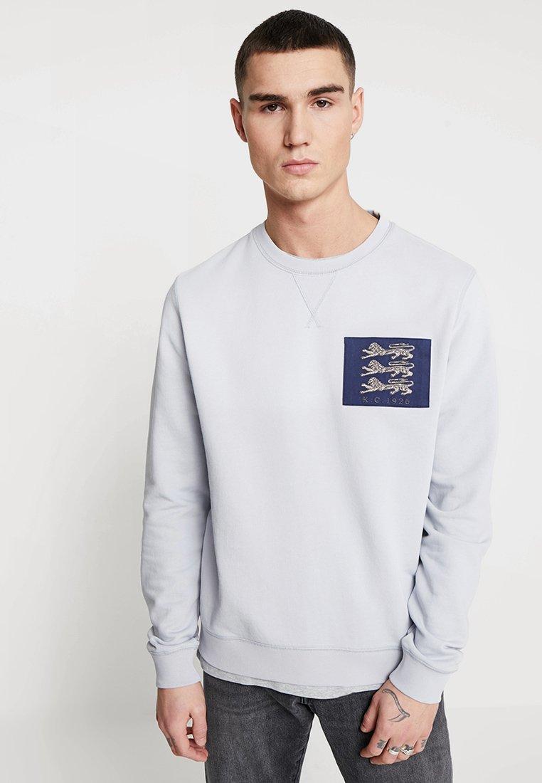 Kent & Curwen - LIONS  - Sweater - sky blue