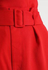 Keepsake - DAYLIGHT PANT - Pantalon classique - red - 4