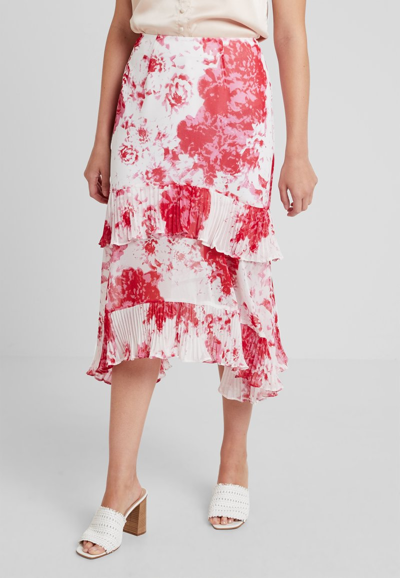 Keepsake - ENCHANTED SKIRT - A-line skirt - ivory