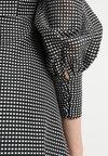 Keepsake - ECLIPSE MIDI DRESS - Denní šaty - black