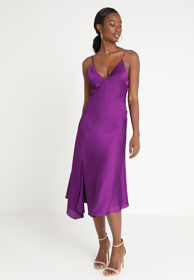 INFINITY MIDI DRESS - Cocktailjurk - lilac