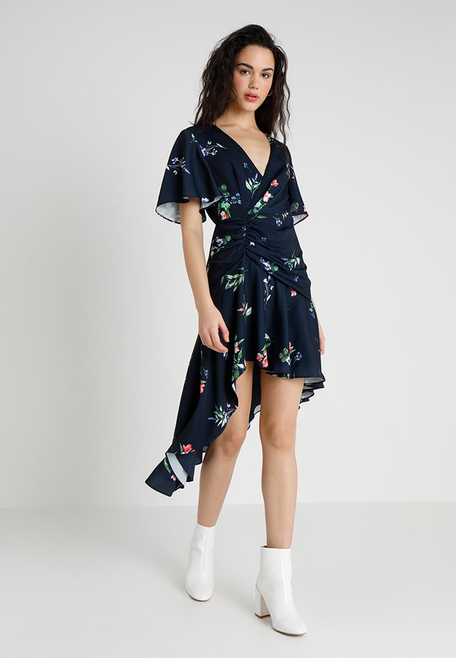 GLORY DRESS - Korte jurk - navy