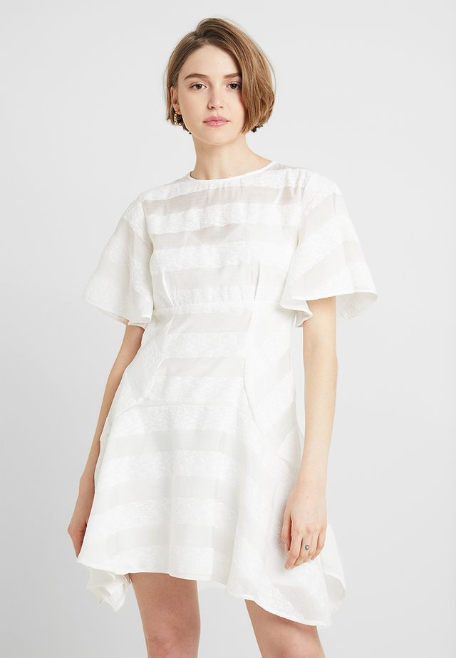 UNBROKEN DRESS - Cocktail dress / Party dress - ivory