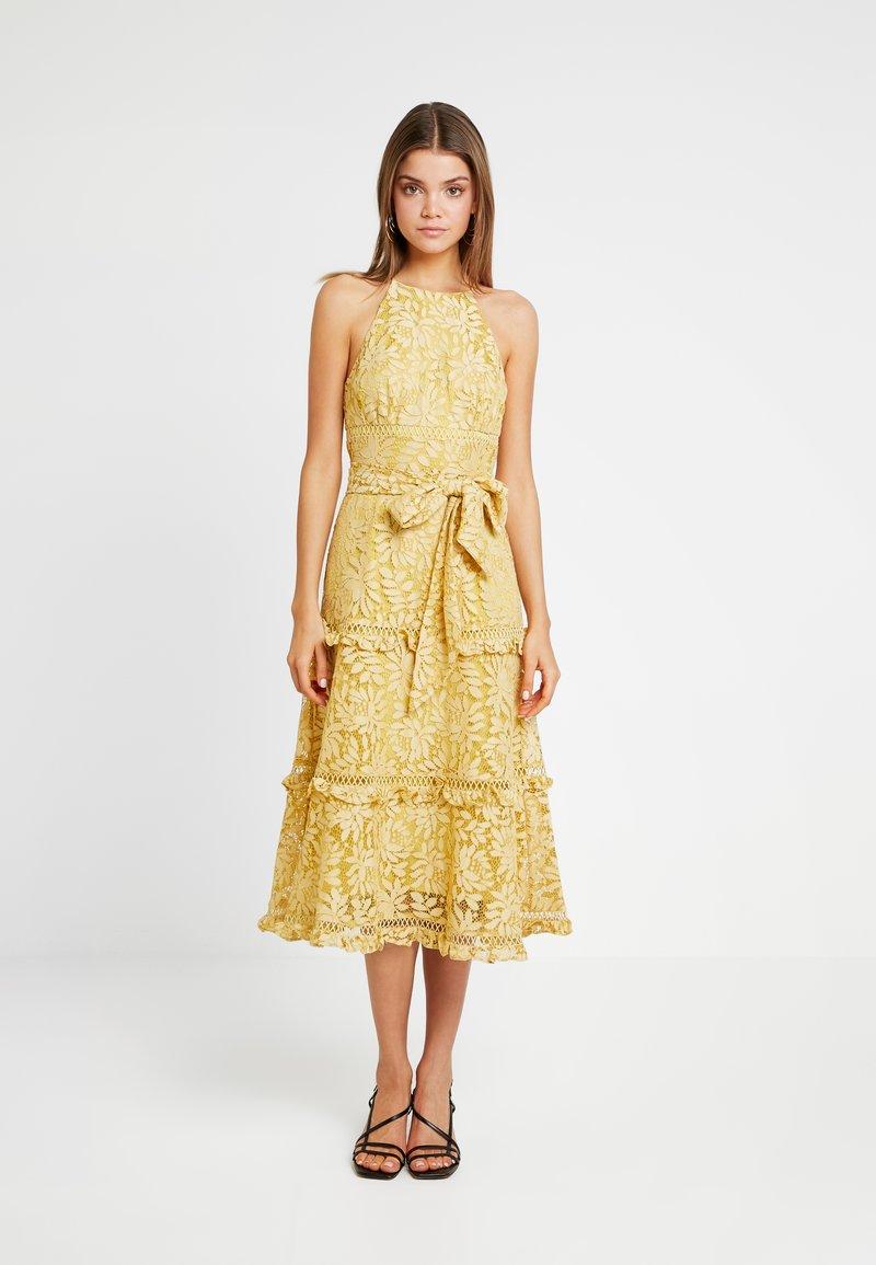 Keepsake - IMAGINE DRESS - Ballkleid - golden yellow