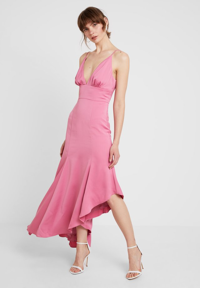 RESTORE GOWN - Occasion wear - pop pink