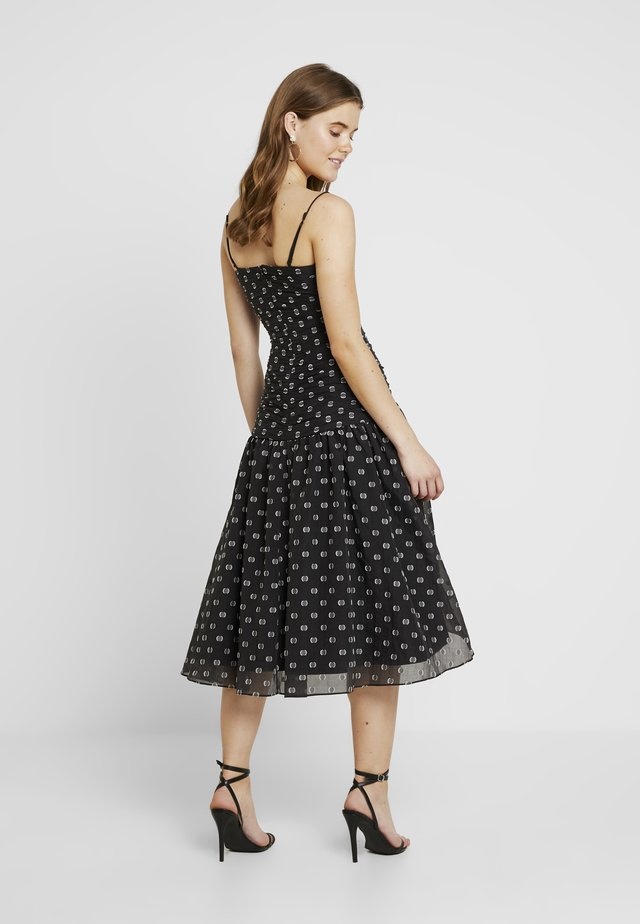 CALL ME DRESS - Cocktailjurk - black