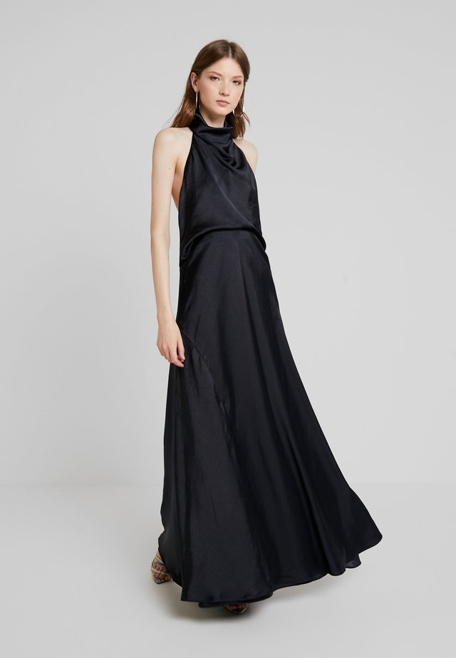 MANOR GOWN - Occasion wear - navy