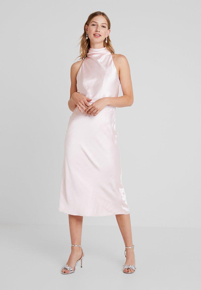 Keepsake - MANOR MIDI DRESS - Cocktailkleid/festliches Kleid - blush