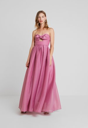 MIDNIGHT GOWN - Abito da sera - mulberry