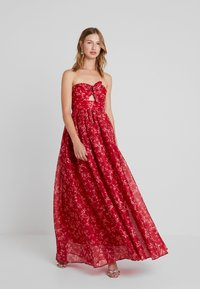 Keepsake - MIDNIGHT GOWN - Abito da sera - scarlet - 0
