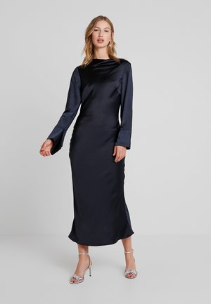MANOR DRESS - Vestido de fiesta - navy
