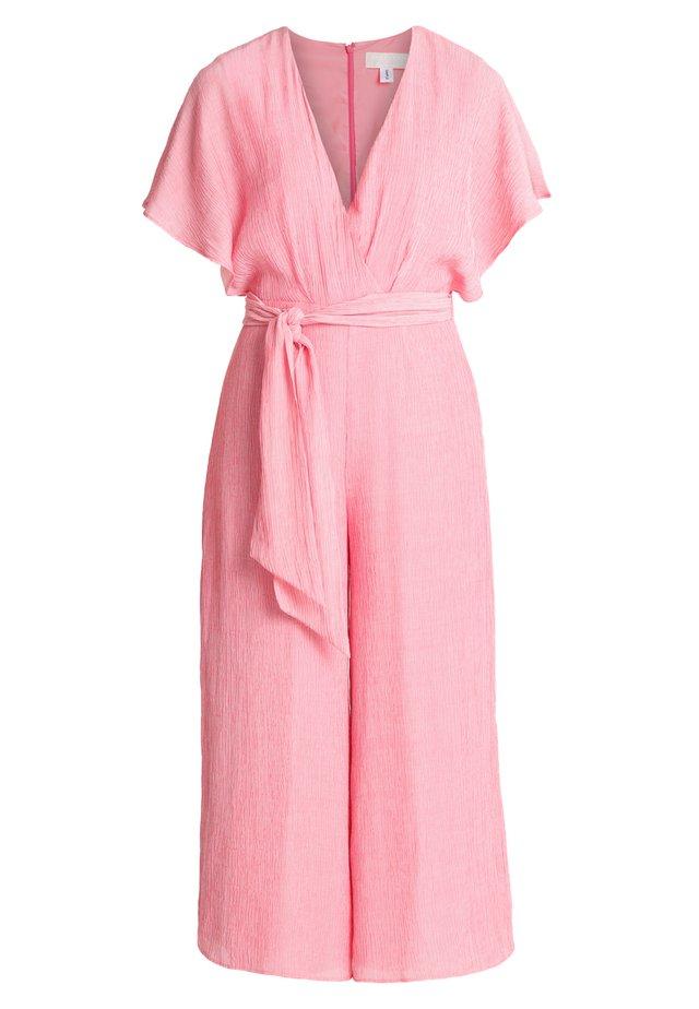 FAITHFUL - Tuta jumpsuit - pink