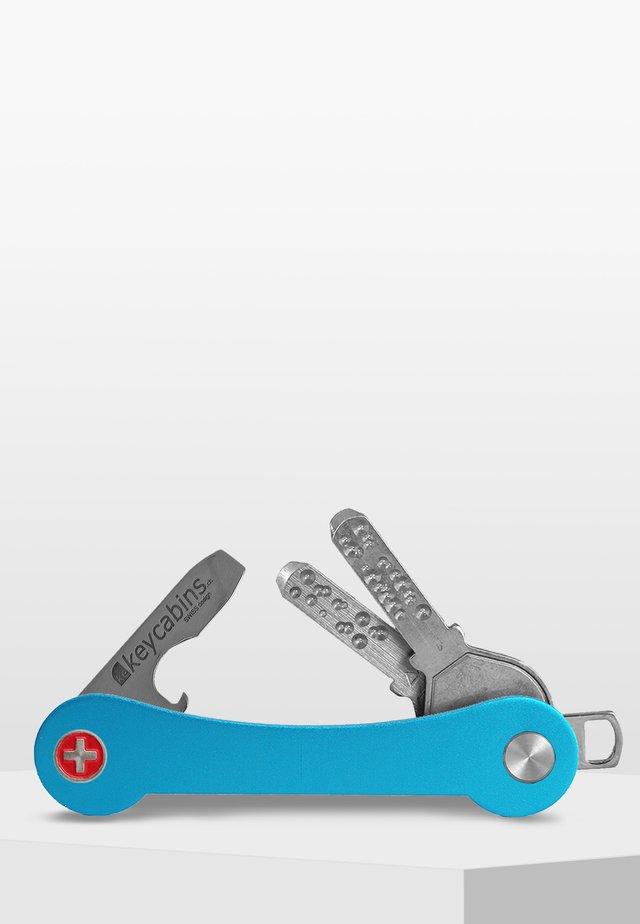 Key holder - blue light