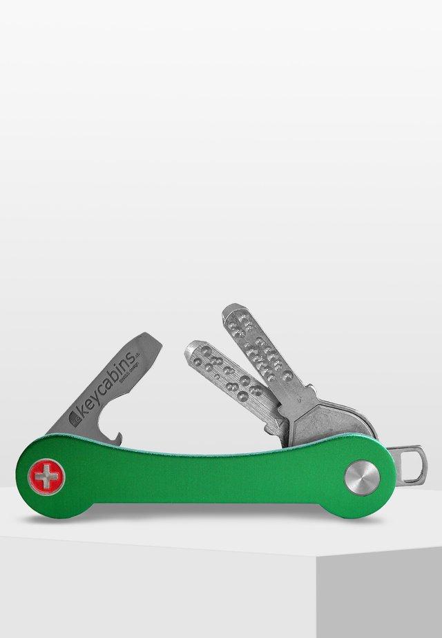 Key holder - green